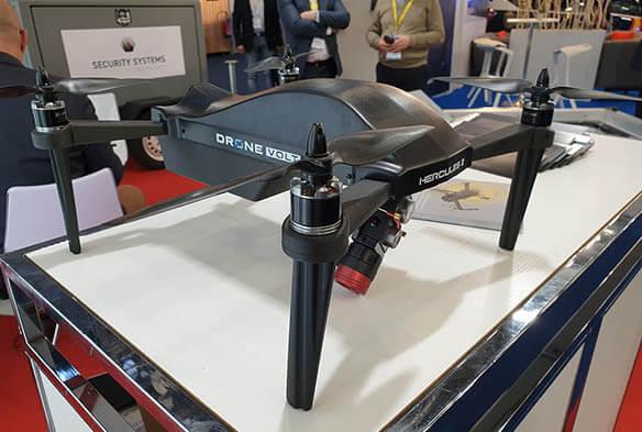 Drone Captif