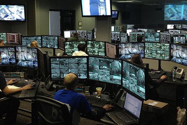Station de télésurveillance