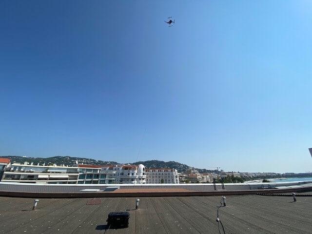 drone aérien